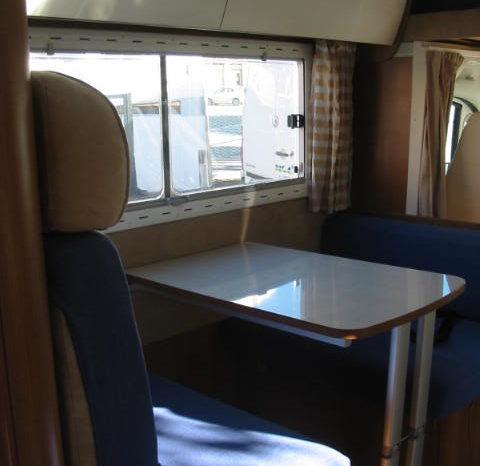 BLUCAMP LUCKY 650 GARAGE (130cv) completo