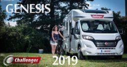 CHALLENGER  GENESIS C 394 GA Modello 2019